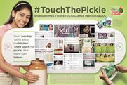 The Grand Prix was awarded to: Touch the Pickle for Procter & Gamble India by BBDO India Mumbai