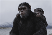Channel 4 and ITV ask you to choose between humans or apes