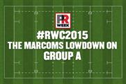 Rugby World Cup: The marcoms lowdown on the Group A contenders