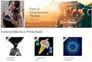 Prime Music: more of a perk than a standalone service