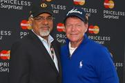 Raja Rajamannar and Tom Watson: attend the #HatsOffToTom tribute at The Open Championship 2015
