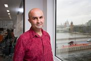 Omaid Hiwaizi is president of global marketing at Blippar