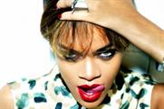 Rihanna: claims unauthorised snap was used on Topshop T-shirt