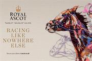 Royal Ascot: has commissioned embroidery for its new campaign