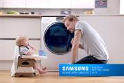 Samsung Home Appliances: signs one-year sponsorship deal with Channel 4