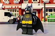 Lego: rolls out Batman-themed campaign with Sky