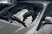 It's snow joke with Ford Focus