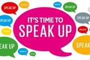 It's time to speak up: Why adland needs to be more vocal