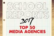 Top 50 media agencies