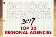 Top 30 regional agencies