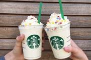 Starbucks goes 'Glam' for Pride