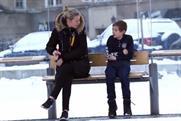 SOS Children's Villages: filmed ad in Oslo