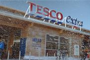 Tesco brings to life 'little helps' mantra with four-strong Christmas ad campaign