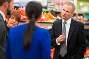 Dave Lewis is steering Tesco through a 'fundamental reset' of how it does business