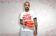 Adidas: Theo Walcott joins the 'There will be haters' campaign