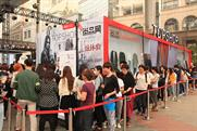Topshop invests in mobile-social for China push