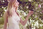 M&S: Rosie Huntington-Whiteley stars in the retailer's ad campaign
