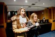 Poltergeist terrifies unsuspecting cinema goers in Vue stunt