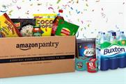 Amazon Pantry grocery service launches with brands Heinz, Walkers, Kellogg's