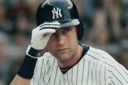 Nike: tribute to baseball star Derek Jeter tops this week's viral chart