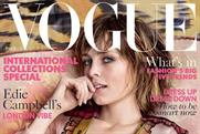 Vogue: the Conde Nast magazine dropped to 195,000