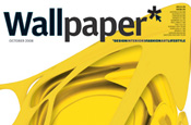 Wallpaper: guest creatives for October issue