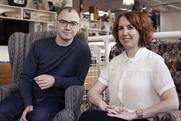 Wieden & Kennedy: newly promoted Andrew Kay and Helen Foulder