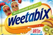 Weetabix kicks off campaign to encourage kids to eat fruit with cereal