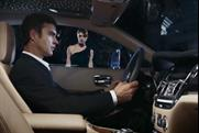 Partners Andrews Aldridge: the agency's 'wraith' work for Rolls-Royce