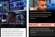 The Wall Street Journal launches news app