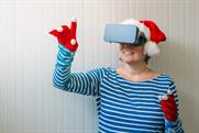 What brands need this Christmas is to bring VR to life