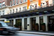 Luxury hotel brief: May Fair Hotel