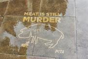 PETA spreads Meat Is Still Murder message in Morrissey's home city