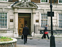 Tory HQ: enlsiting aid from Lords Bell and Saatchi