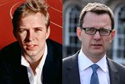 New agency: Henry Chappell and Andy Coulson (Andrew Milligan / PA Wire/Press Association Images)