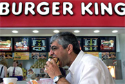 Burger King beefs up with Indian expansion