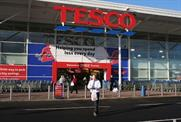Tesco posts a record loss of £6.4bn
