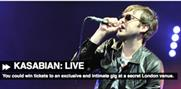bsolute Radio to stage secret Kasabian gig