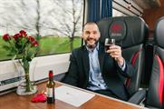 Fred Sirieix will host the love carriage experience