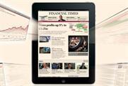 FT: launches iPad app