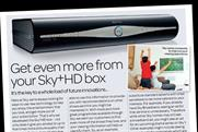 BSkyB to tell customers about targeted ad platform AdSmart