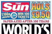 Could a seven day Sun pick up the ad revenue from the NotW
