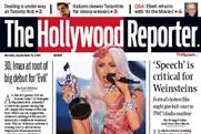 The Hollywood Reporter: morphs into weekly magazine