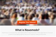Newsmodo: readies UK launch