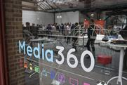 Media360 2014: held at Tobacco Dock in London