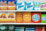 Channel 4: supermarket ad campaign