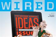 Wired iPad app: UK December issue