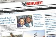 The Independent: 2011 redesign boosts online figures