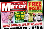 The Sunday Mirror: seeks former News of the World readers