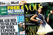 Mail on Sunday: owner DMGT considers sister title